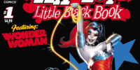 Harley's Little Black Book/Covers