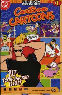Cartoon Cartoons Vol 1 1