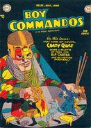 Boy Commandos 33