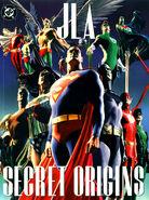 JLA Secret Origins Vol 1 1