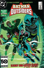 Batman and the Outsiders Vol 1 29