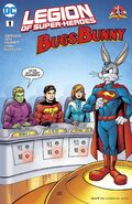 Legion of Super-Heroes Bugs Bunny Special Vol 1 1