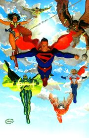Justice League Kingdom Come 001