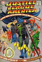Justice League of America Vol 1 53