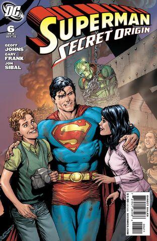File:Superman - Secret Origin Vol 1 6.jpg