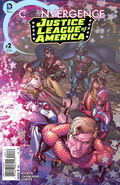 Convergence Justice League of America Vol 1 2