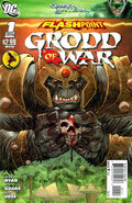 Flashpoint Grodd of War Vol 1 1