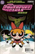 The Powerpuff Girls Movie The Comic