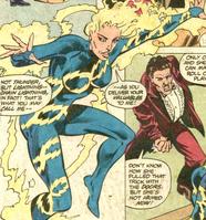 Chain Lightning Earth-S