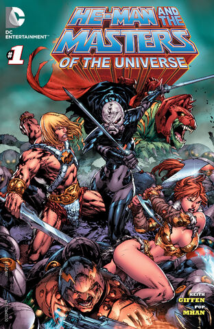 File:He-Man and the Masters of the Universe Vol 2 1.jpg