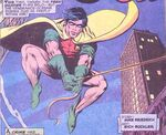 """Robin """"Unleashed"""""""