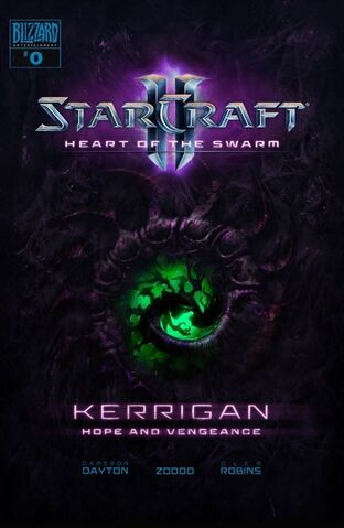 File:StarCraft Kerrigan - Hope and Vengeance Vol 1 0.jpg