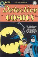 Detective Comics 108