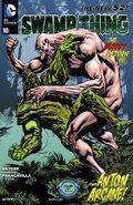 Swamp Thing Vol 5 10