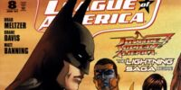 Justice League of America: The Lightning Saga/Gallery