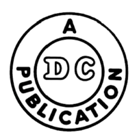 DC golden age logo