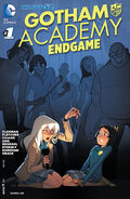 Gotham Academy Endgame Vol 1 1