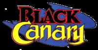 Black Canary Vol 1 Logo