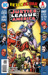 DC Retroactive Justice League of America - The '70s Vol 1 1