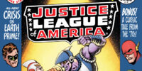 DC Retroactive: Justice League of America/Covers