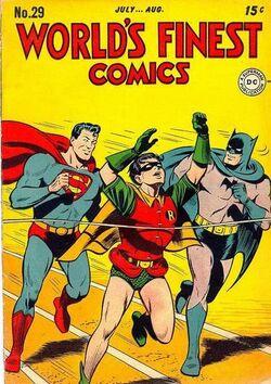 World's Finest Comics 29