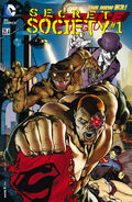 Justice League Vol 2 23.4 Secret Society