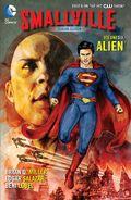 Smallville Season 11 Alien
