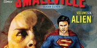 Smallville Season 11: Alien (Collected)