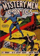 Mystery Men Comics Vol 1 17