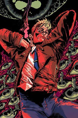 File:Constantine The Hellblazer Vol 1 1 Textless Variant.jpg