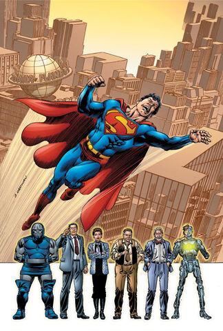 File:Superman The Man of Steel Vol 2 TP Textless.jpg
