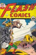 Flash Comics 13