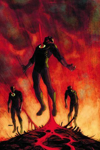 File:Green Lantern Corps Vol 3 2 Textless.jpg
