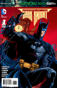 Legends of the Dark Knight Vol 1 1
