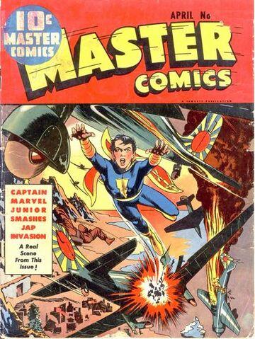 File:Master Comics 25.jpg