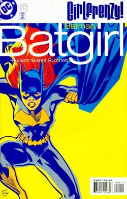 Batman - Batgirl -Girlfrenzy