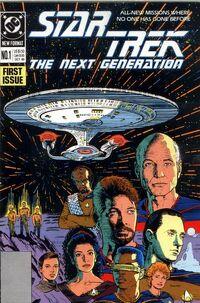 Star Trek - The Next Generation Vol 2 1