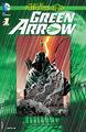 Green Arrow Futures End Vol 1 1