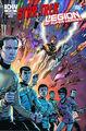 Star Trek Legion of Super-Heroes Vol 1 2 CVR B