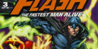 The Flash: The Fastest Man Alive Vol 1 3