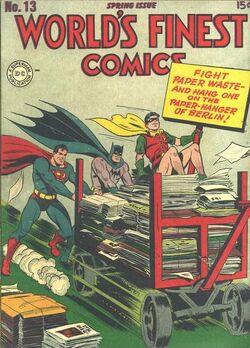 World's Finest Comics 13