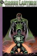 Green Lantern Emerald Twilight New Dawn