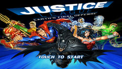 Justice League Earths Final Defense 001