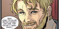 Stephen Trevor (DC Bombshells)