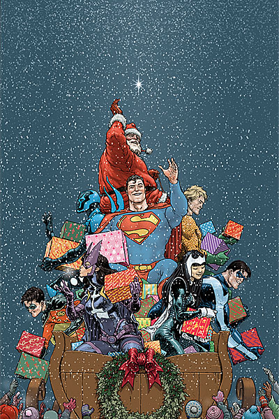 Image - Christmas 01.jpg | DC Database | FANDOM powered by Wikia