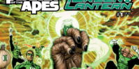 Planet of the Apes/Green Lantern/Covers