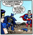 Bizarro Batman DC Super Friends 002