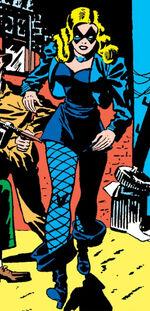 Dinah Drake, Black Canary, Golden Age