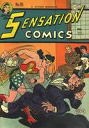 Sensation Comics Vol 1 50