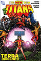 New Teen Titans Terra Incognito